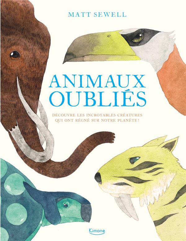 ANIMAUX OUBLIES (COLL. MERVEILLEUX DOCUMENTAIRES)